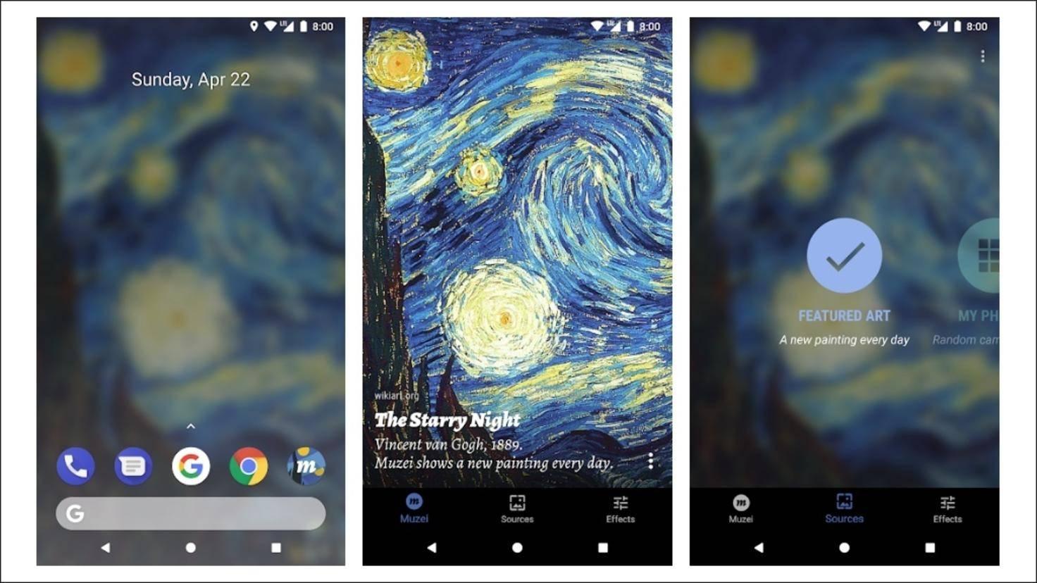 Muzei-Android-App