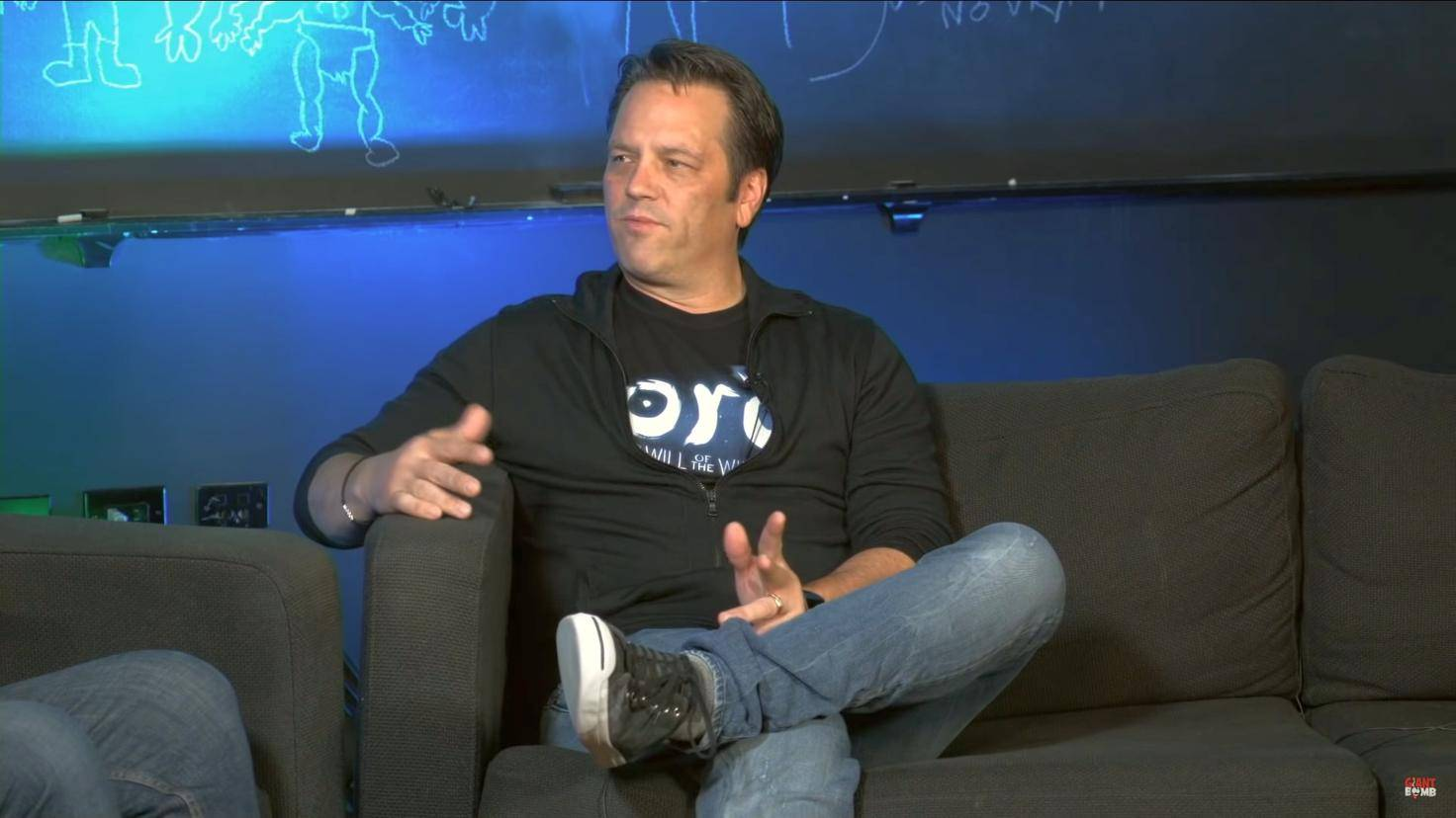 Phil-Spencer-GiantBomb-Interview