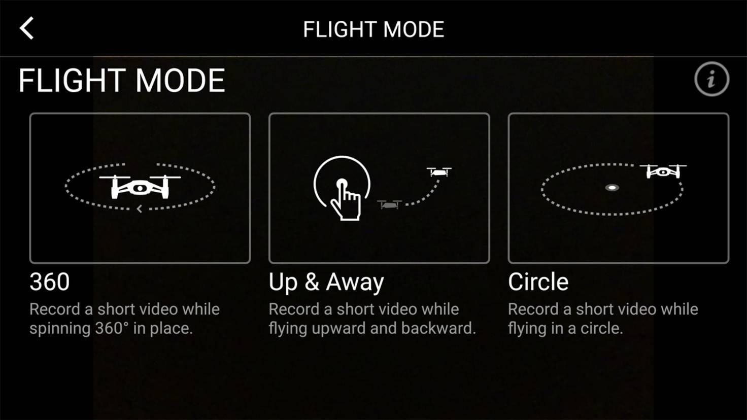 ... oder andere automatisierte Flugmanöver ausführen.