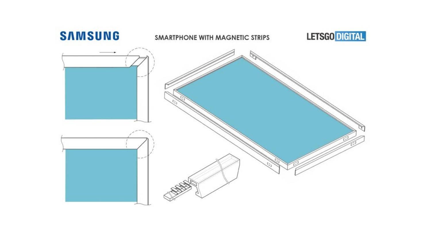 Samsung Patent randlos
