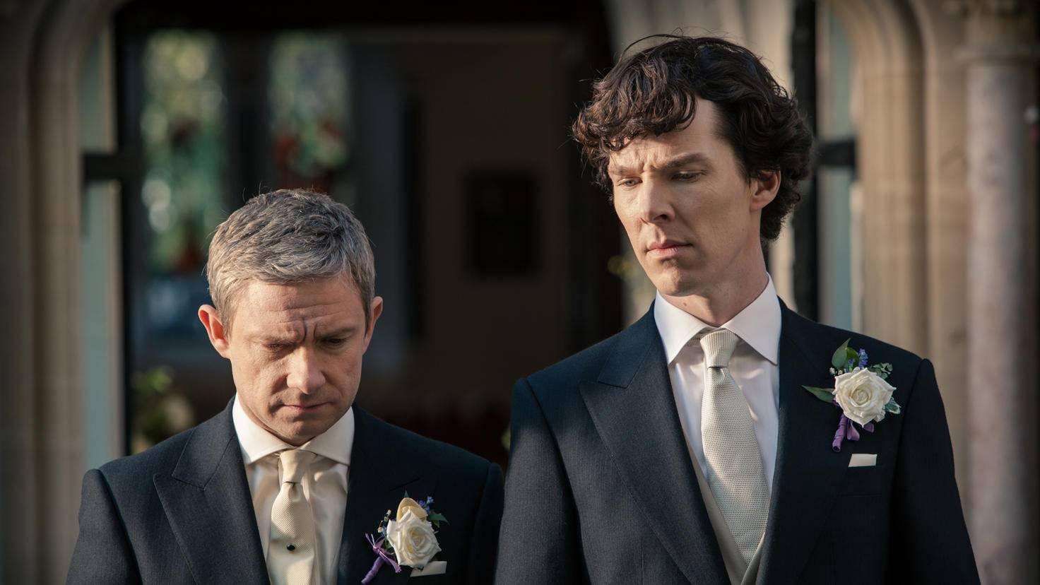 Sherlock Staffel 3