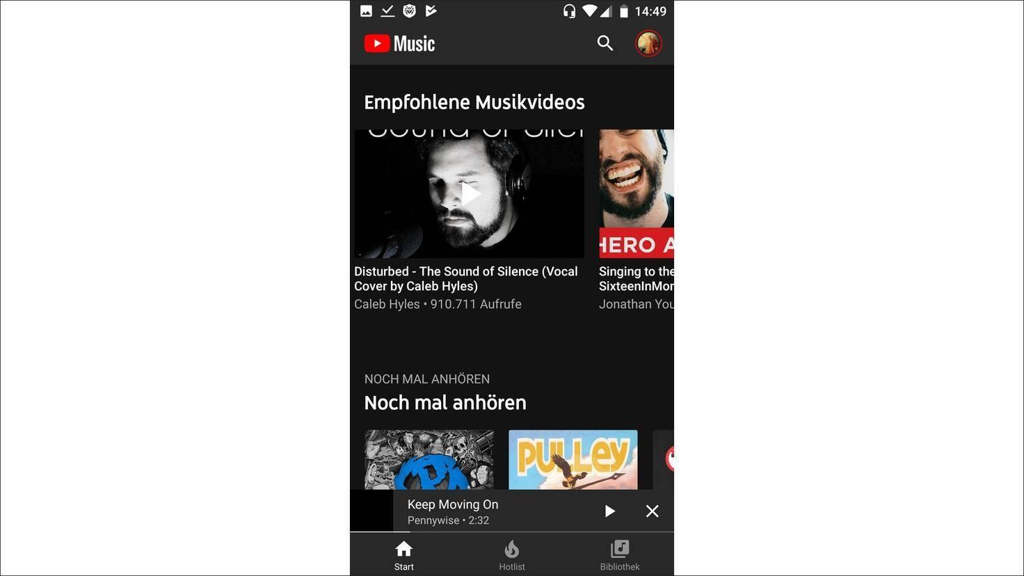 YouTube-Music-2-Rahmen