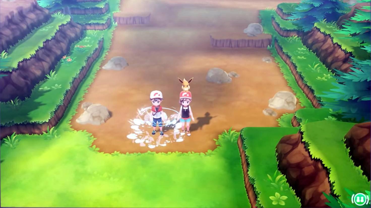 Multiplayer: Ein zweiter Spieler kann ins Game einsteigen – laut dem ersten offiziellen Trailer ist das nahtlos zu fast jeder Zeit möglich.