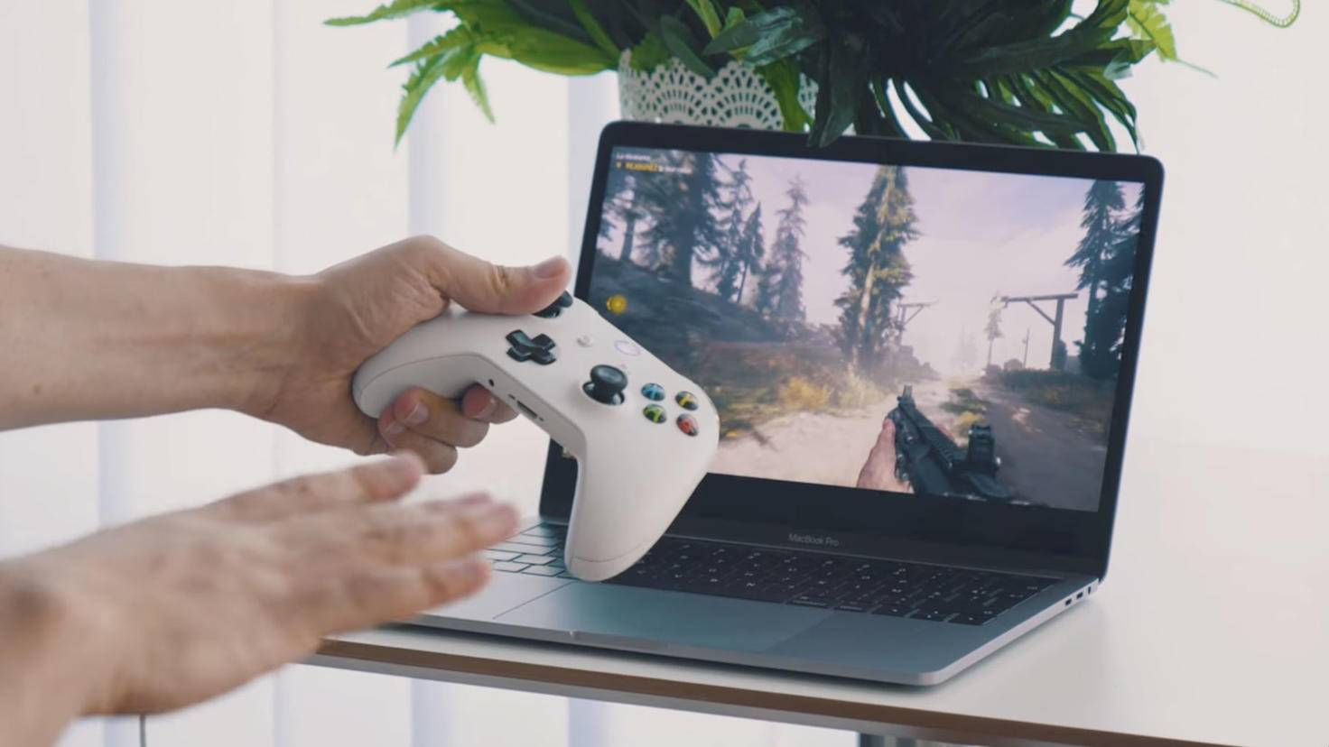 shadow-blade-macbook-xbox-controller-video