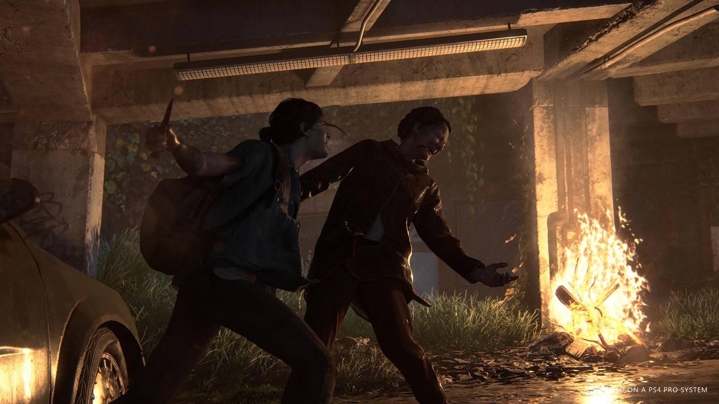 """Harter Tobak: Anatomiestudenten kommen in """"The Last of Us 2"""" auf ihre Kosten, wer kein Blut sehen kann, spielt aber besser was anderes."""