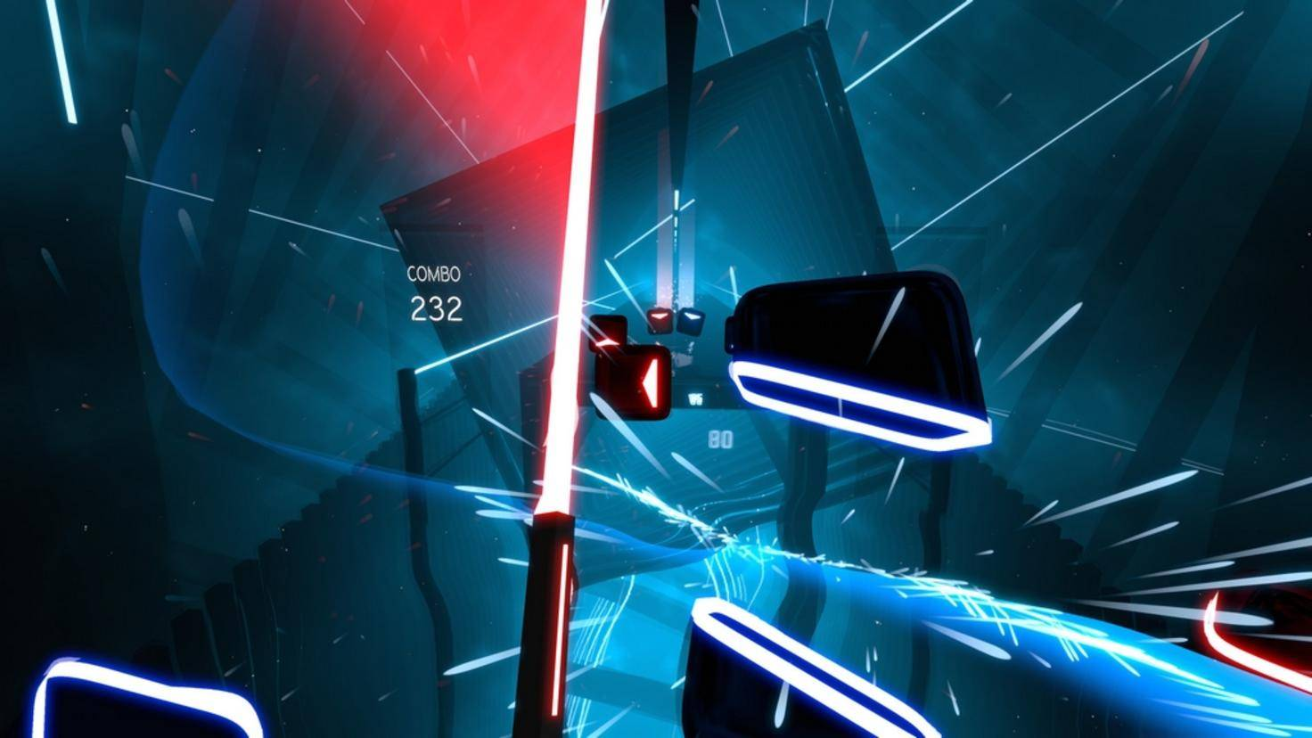 "Highlight: ""Beat Saber"" ist ein Must-Have für VR-Fans."