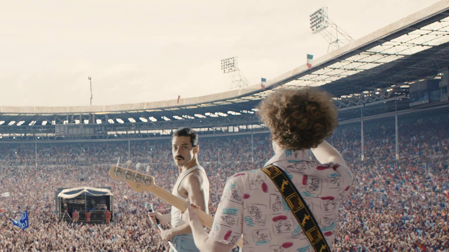 """Bohemian Rhapsody""-Szenenbild"