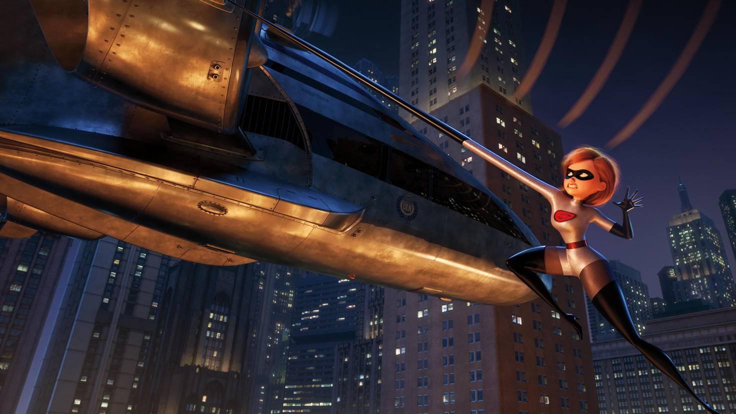 Die Unglaublichen 2-Disney-Pixar