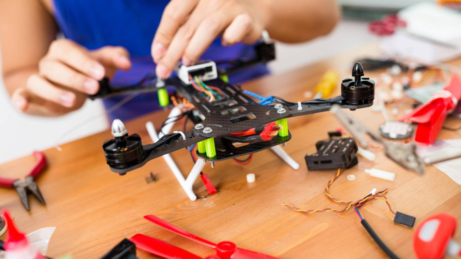Drohne selber bauen 1