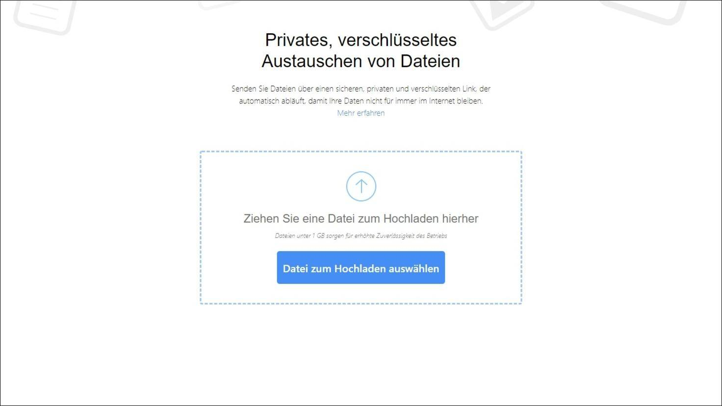 Firefox-Send