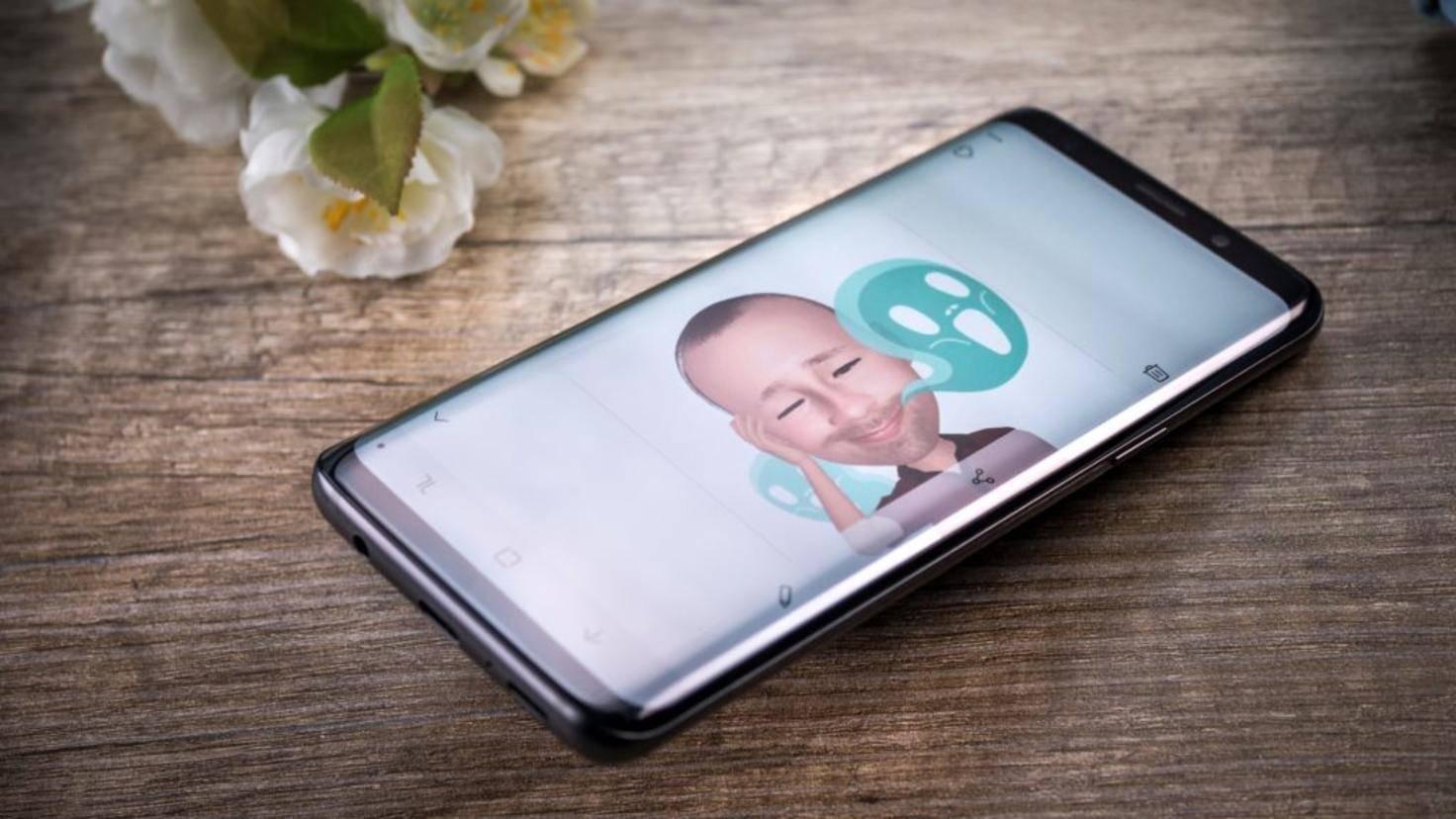 Galaxy-S9-AR-Emoji