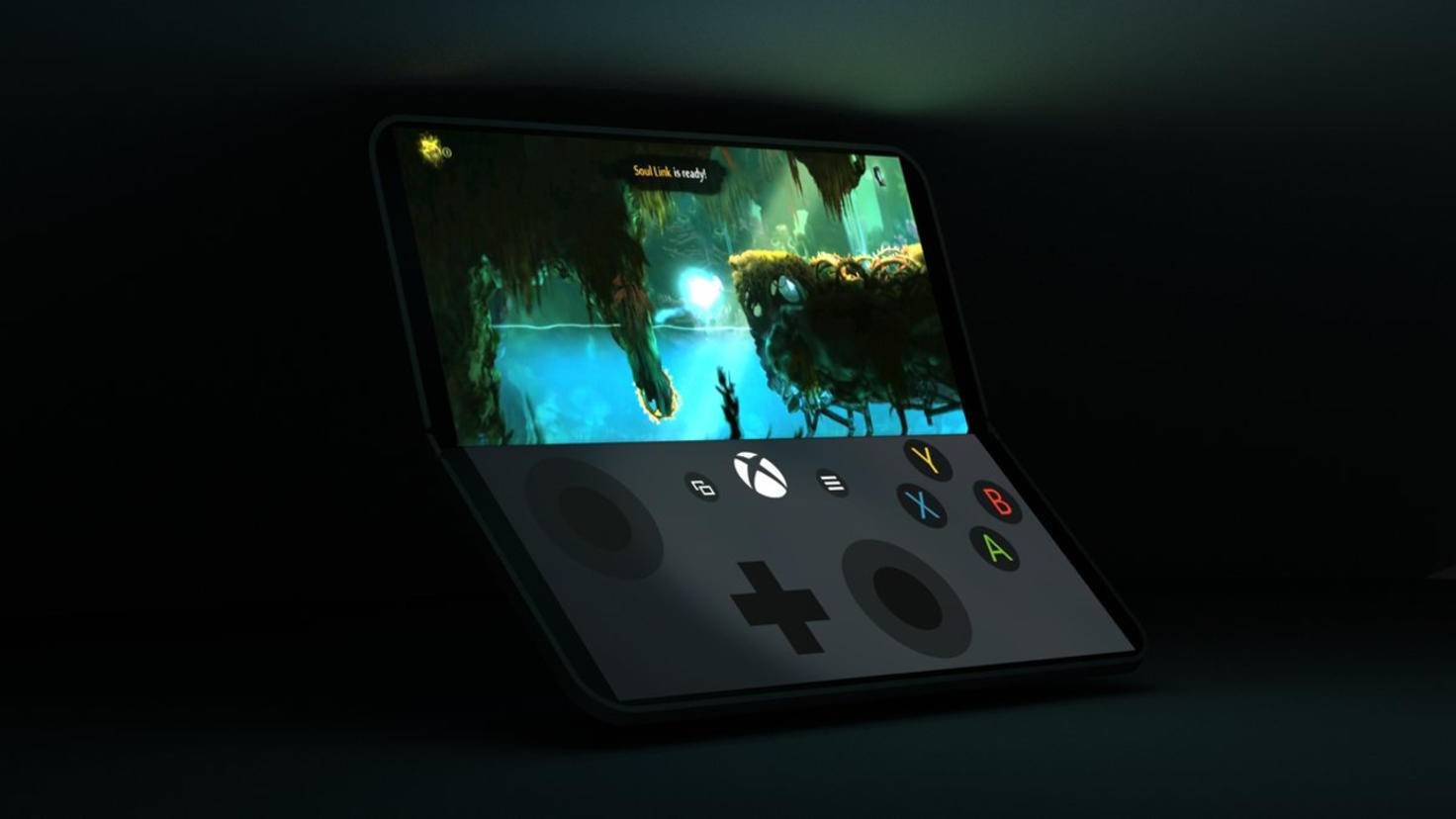 Surface Phone Render 1