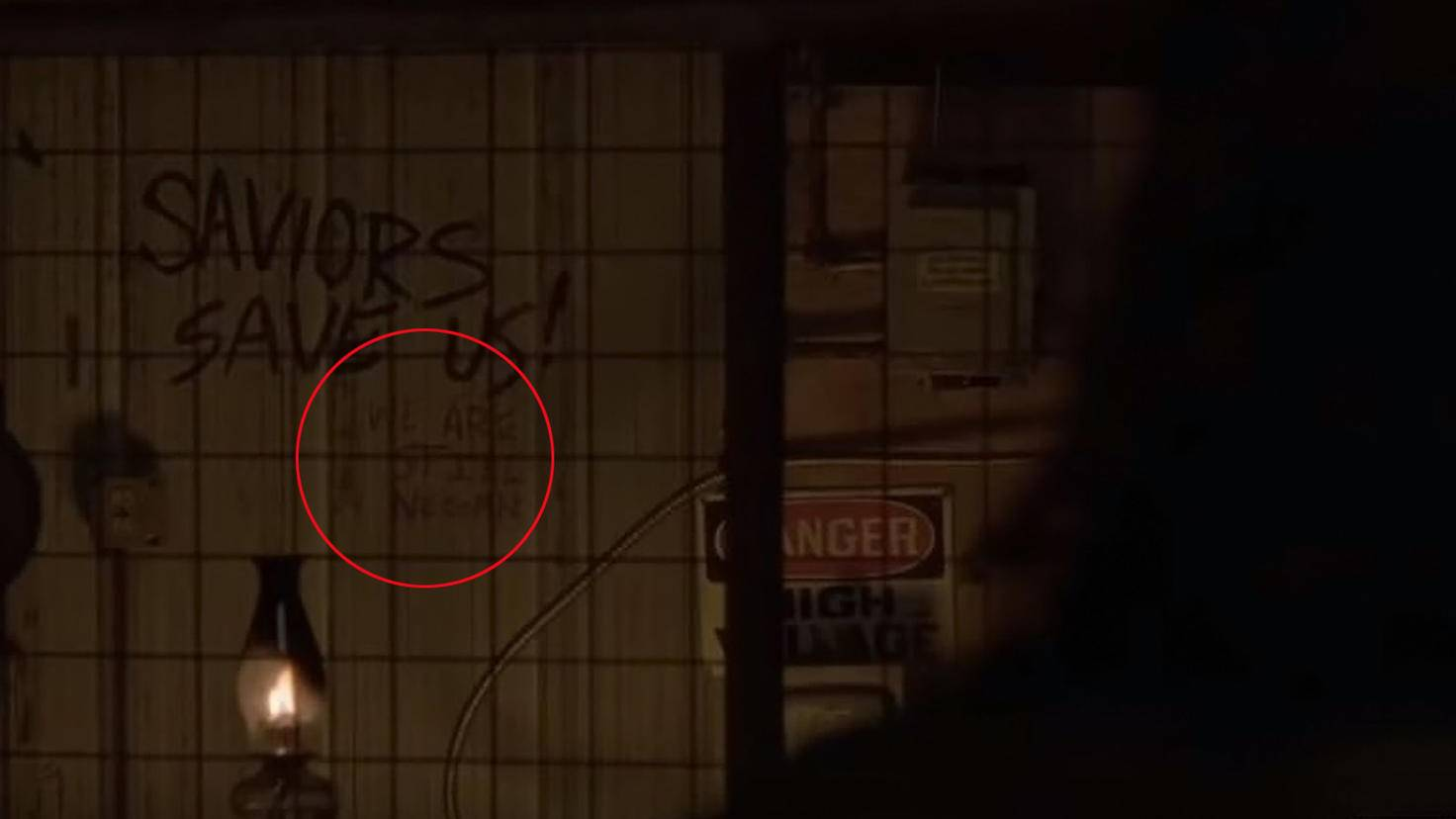 The Walking Dead-S09-Trailer-YouTube-TV Guide-We are still Negan