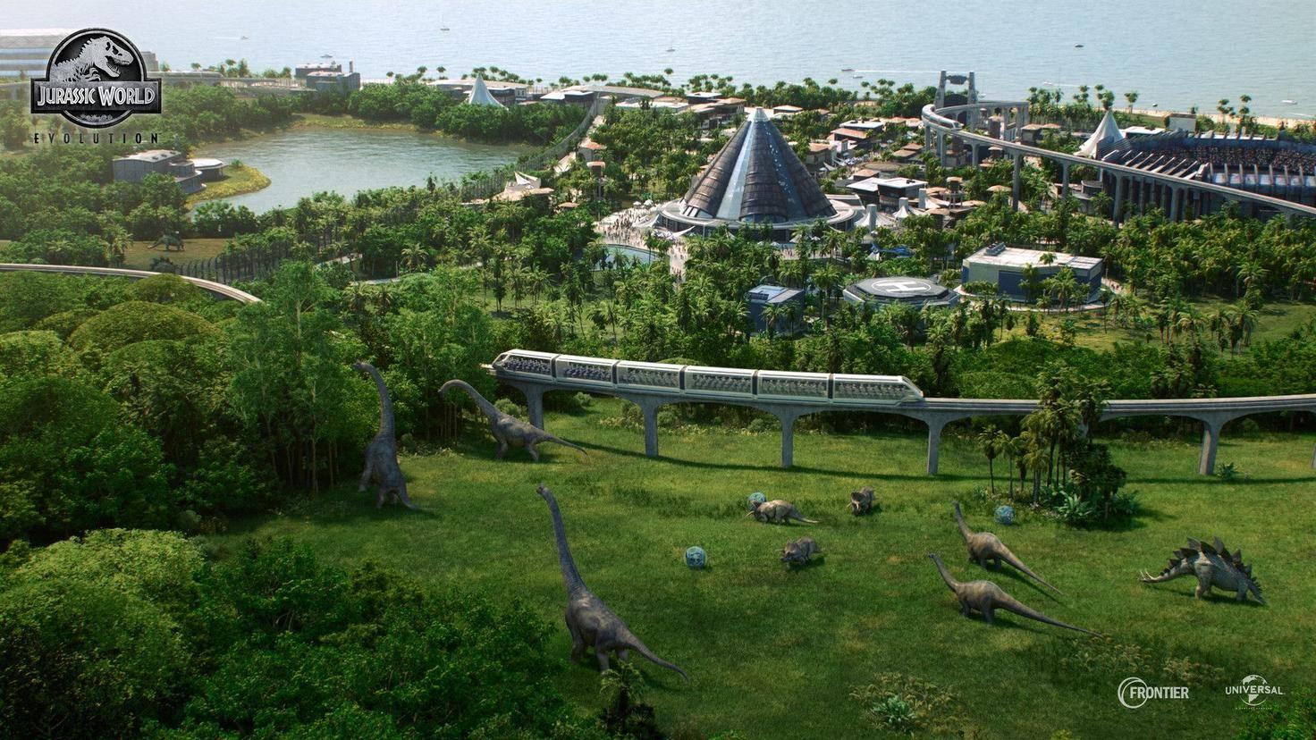Je größer der Park, desto besser musst Du die Logistik gestalten, um Deine Besucher lässig von A nach B zu kutschieren.