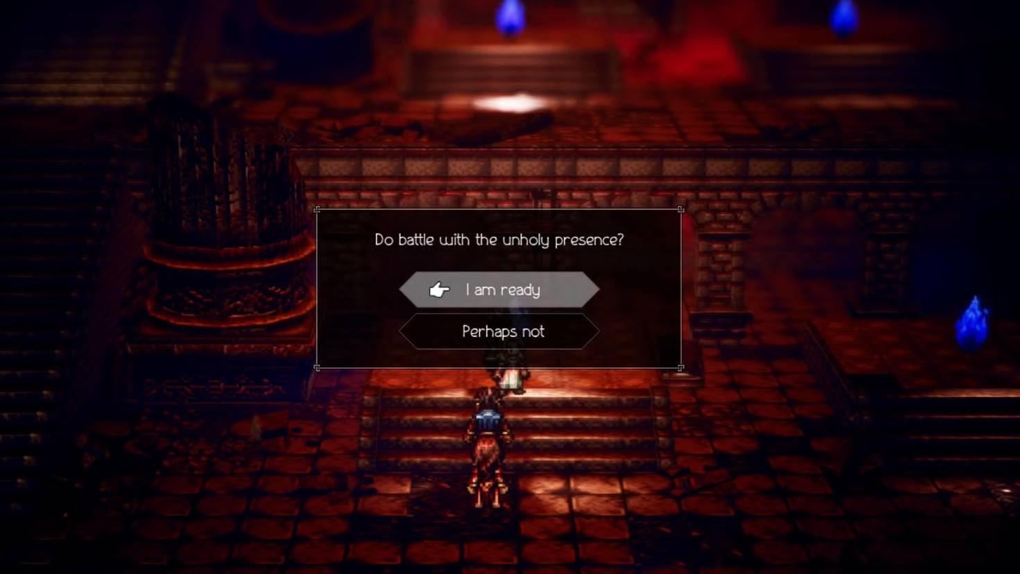 """Bereit? Dann stell Dich im finalen Dungeon von """"Octopath Traveler"""" mächtigen Gegnern!"""