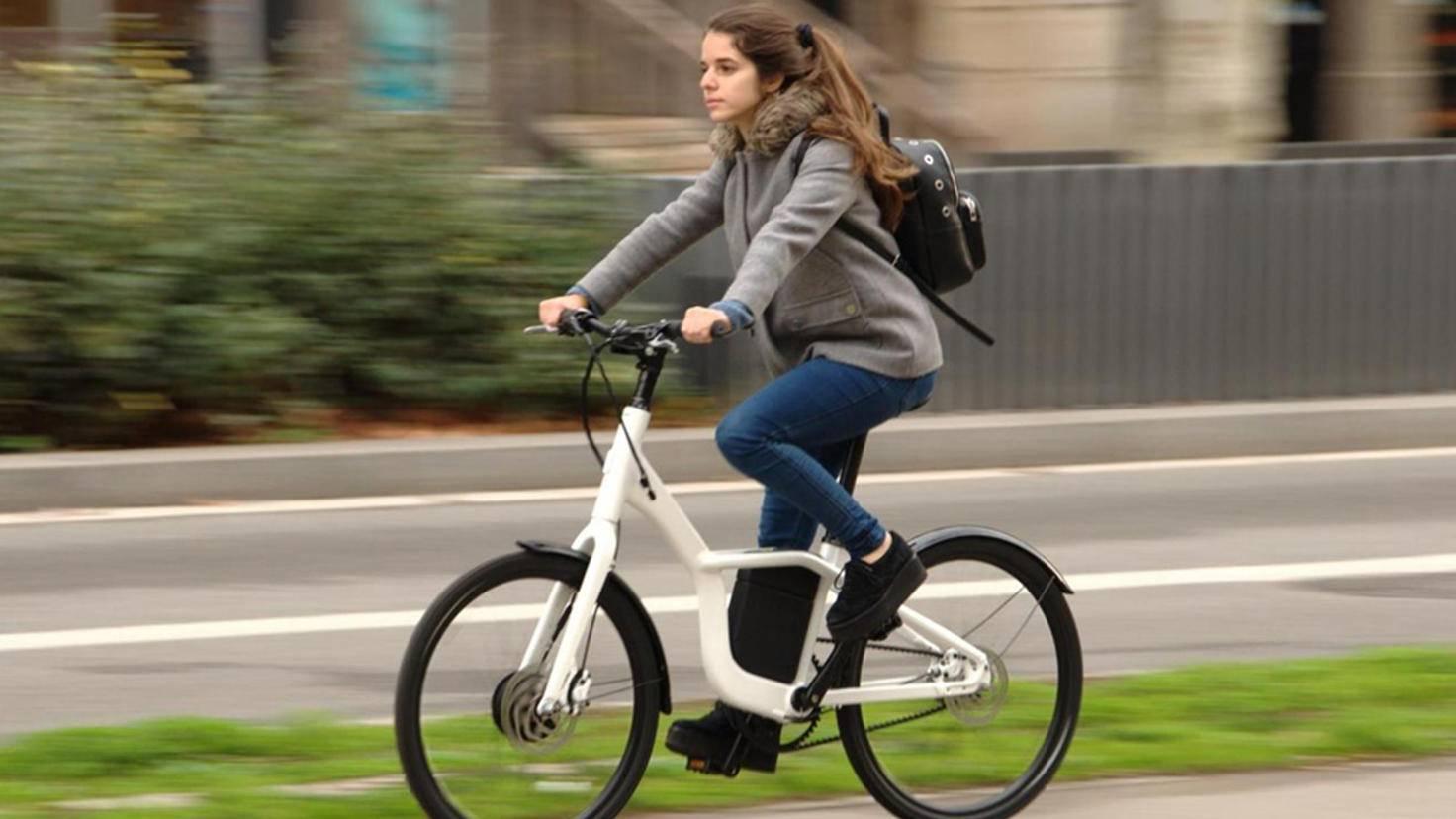 E-Bike oh!bike