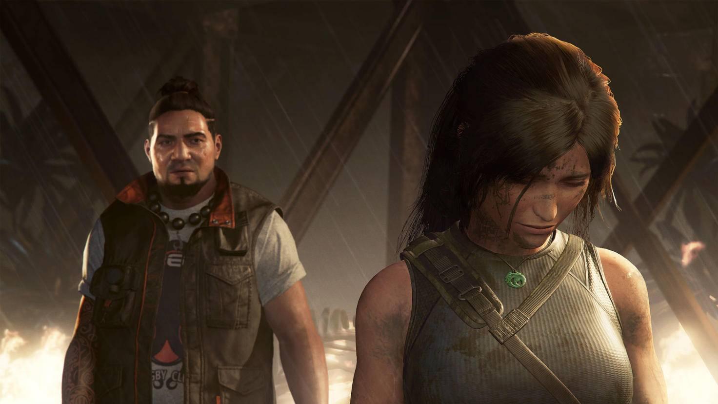 """Lara lässt alle hängen – das Leitmotiv in """"Shadow of the Tomb Raider""""."""