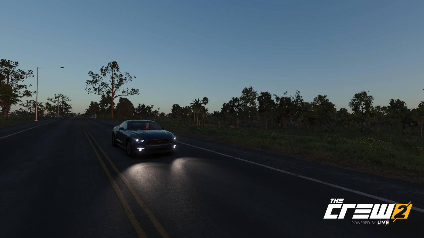 Nächtliche Ausflüge über die Interstate-Highways ebenfalls.