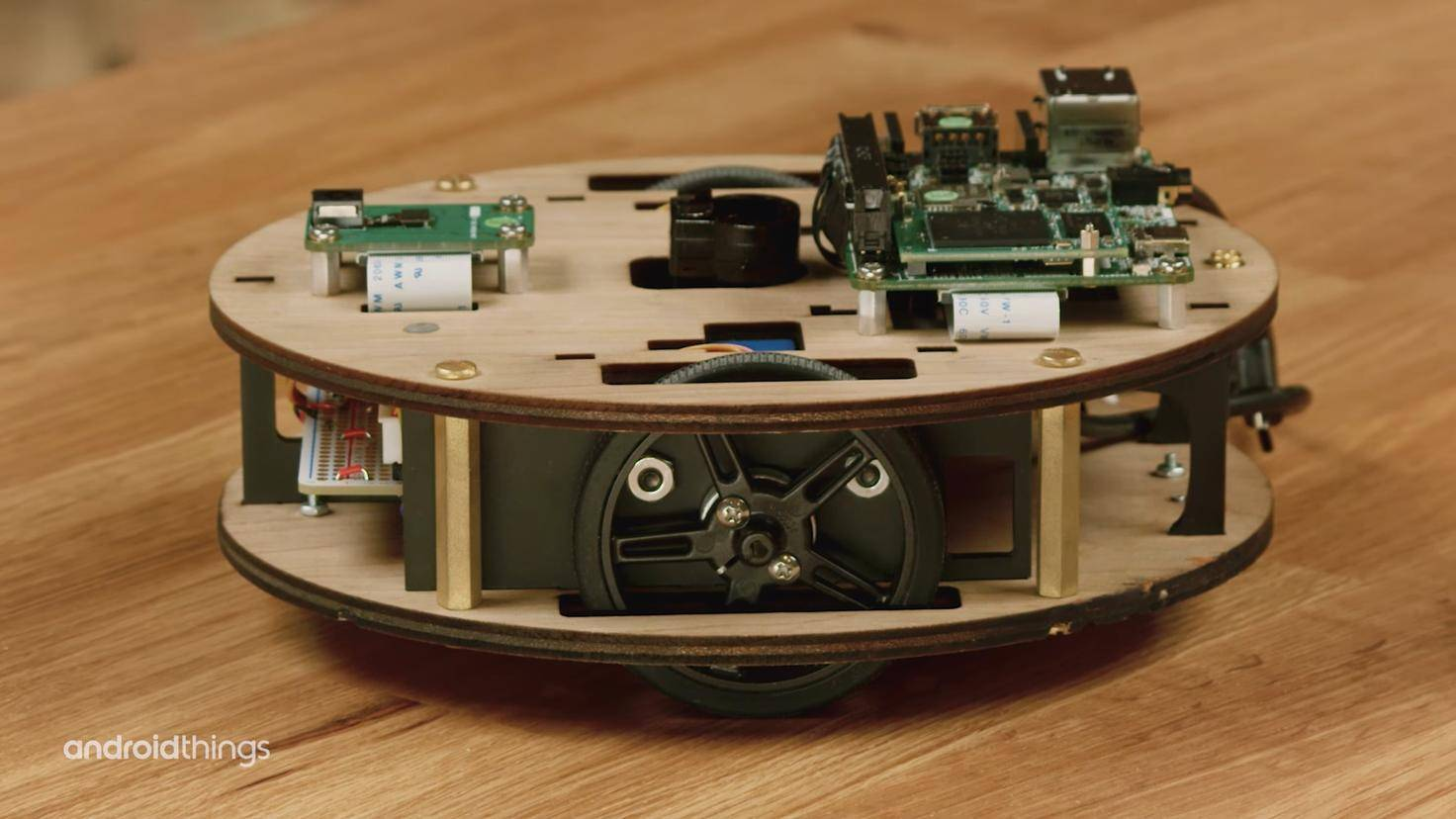 Android-Things-Zeichenroboter