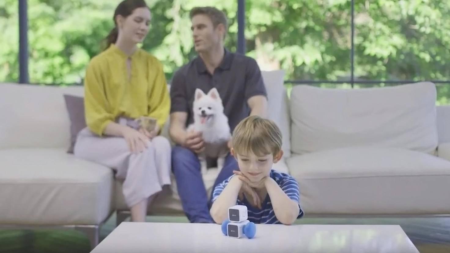 Artibo soll der neue beste Robo-Freund für die ganze Familie sein.