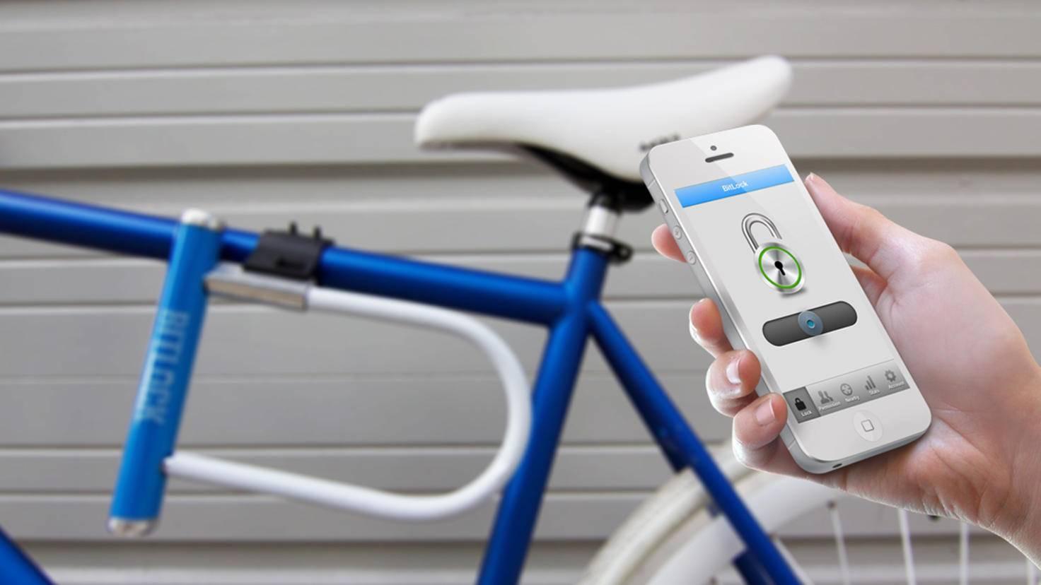 Bitlock Fahrradschloss smart