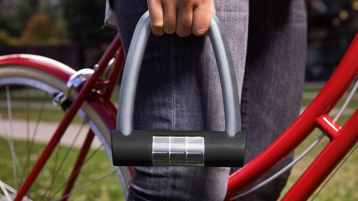 Ellipse smartes Fahrradschloss