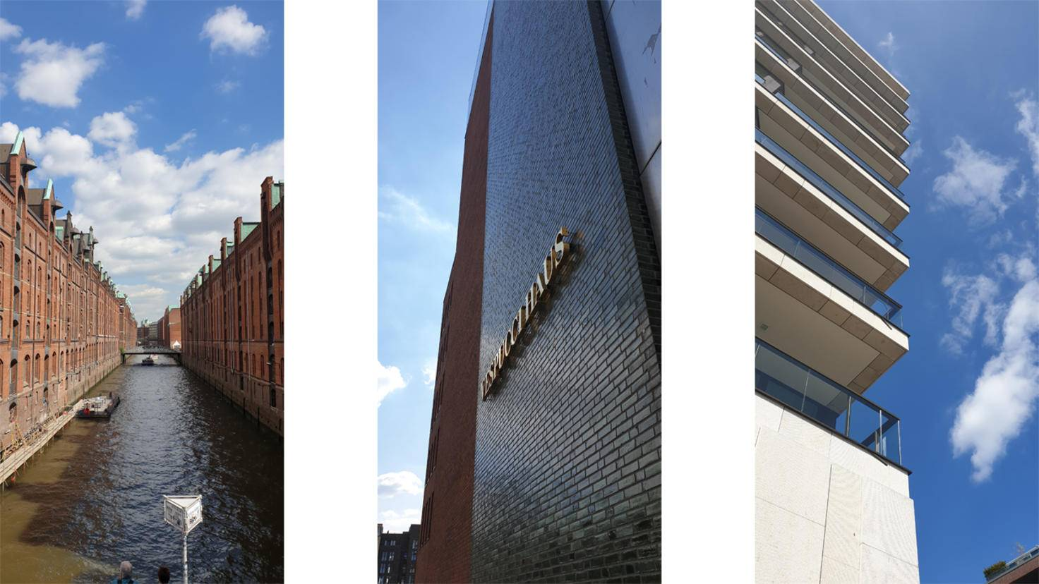 ... zum Beispiel Architektur, ...