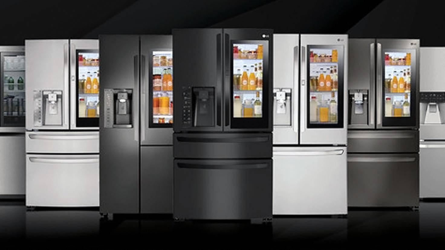 InstView Kühlschrank LG-LG Electronics USA