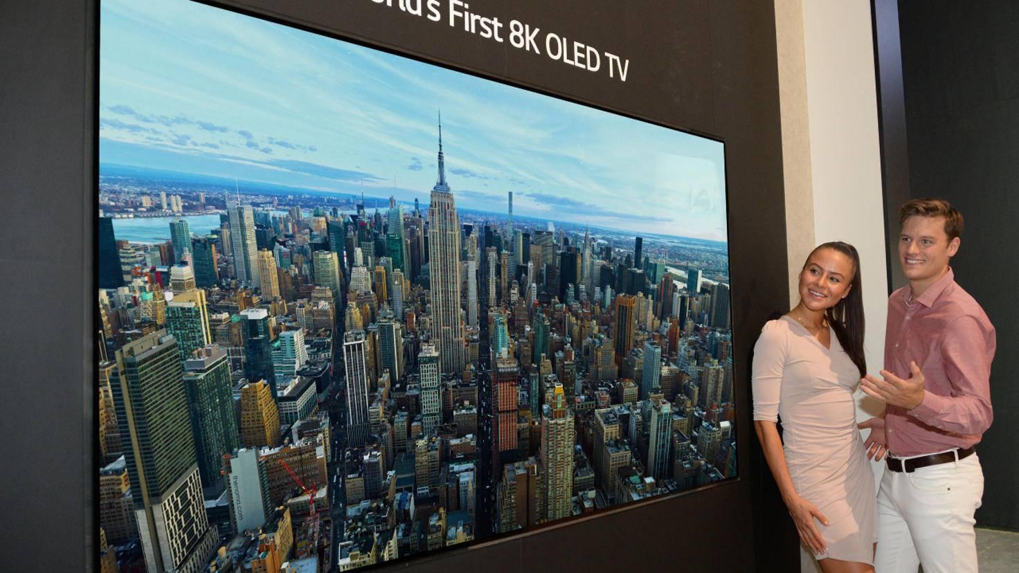 LG 8K-OLED-TV