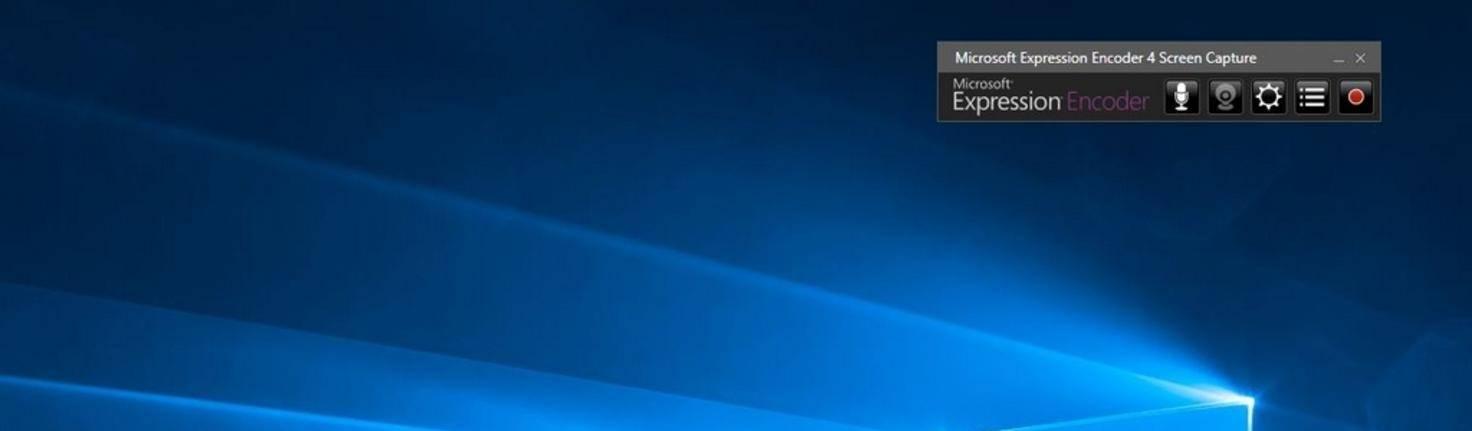 Microsoft-Expression-Encoder
