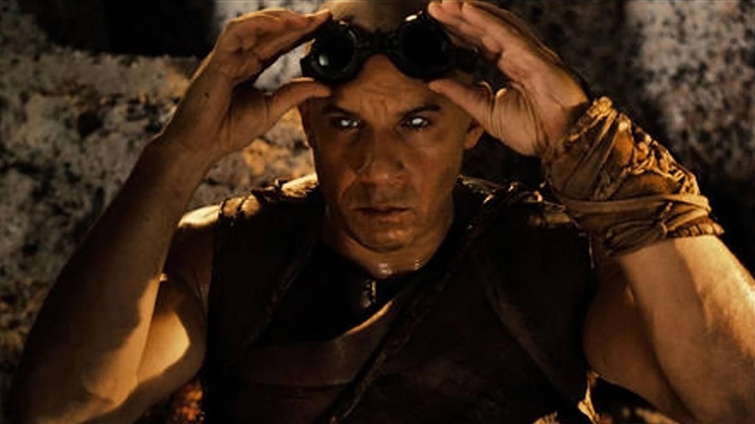 Riddick-Überleben ist seine Rache-Universum Film