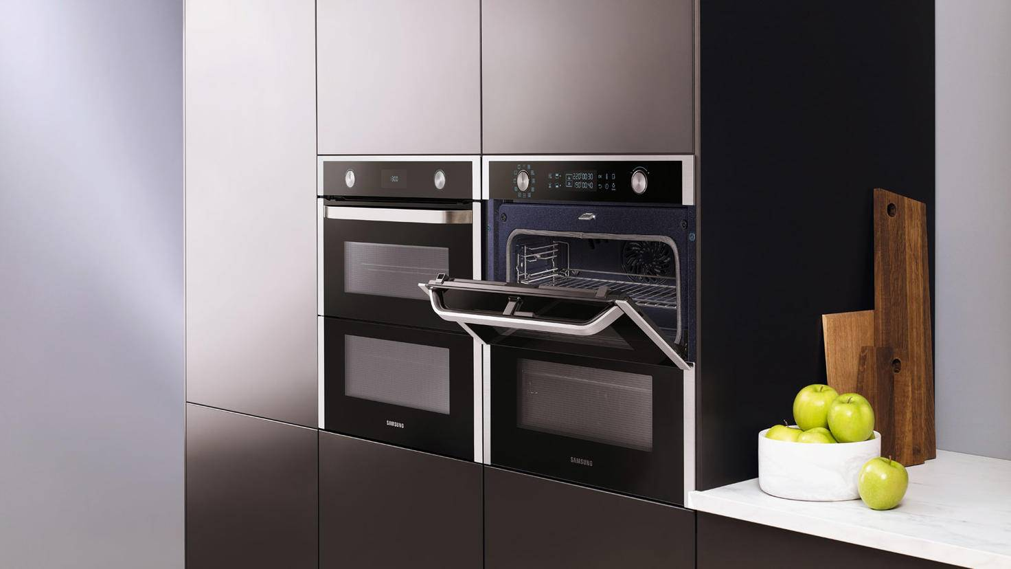 Samsung Dual Cook Flex Backofen Samsung
