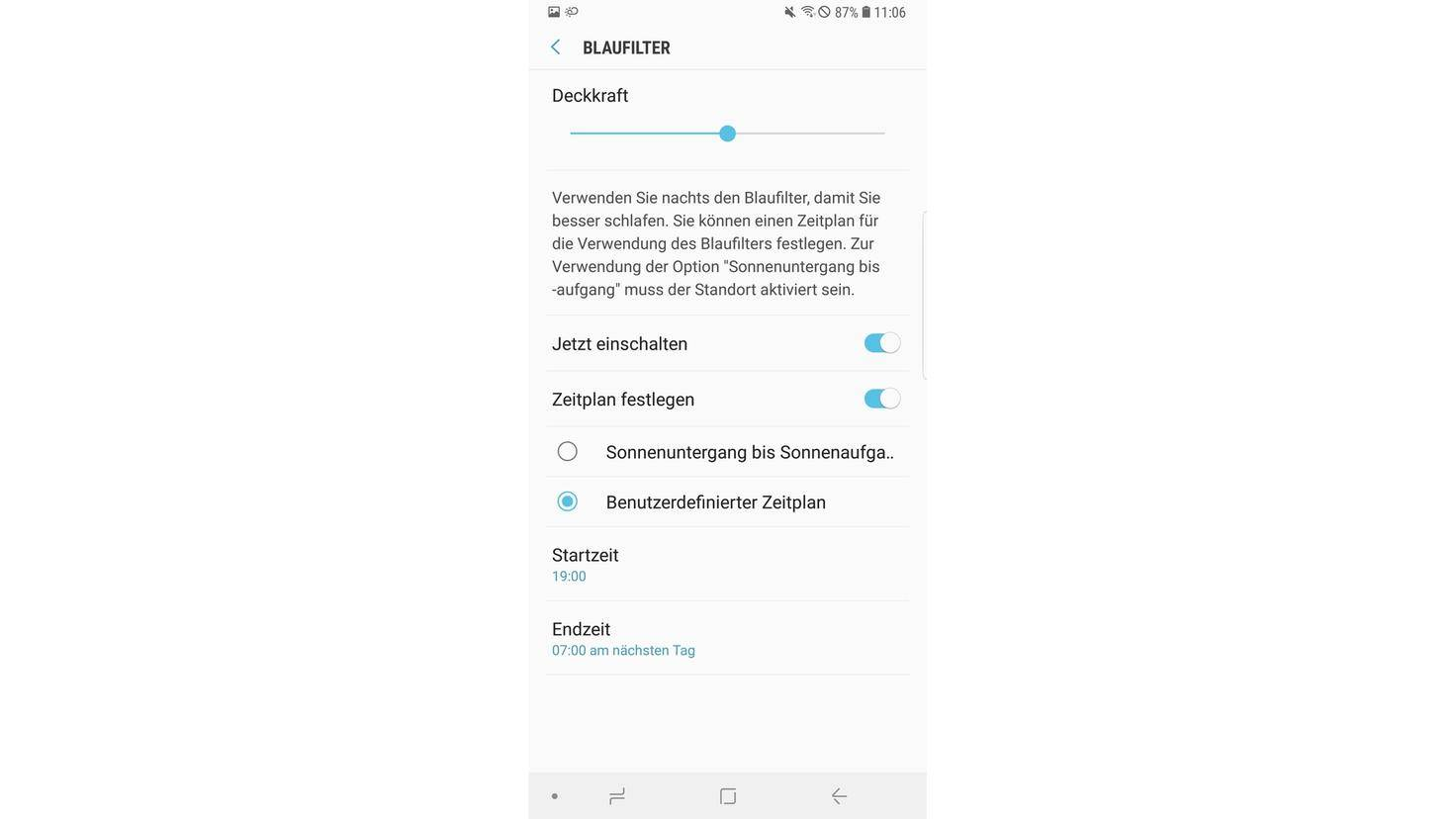 Samsung-Galaxy-Note-9-Blaufilter