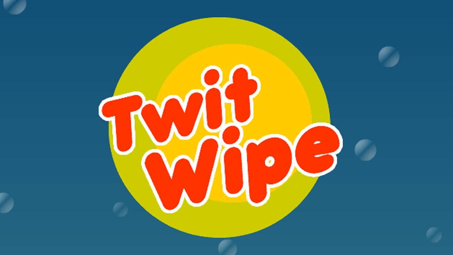 Mit TwitWipe kannst Du schnell alle Tweets löschen.