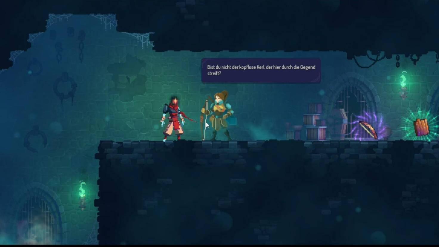 dead cells playthrough screenshot 02