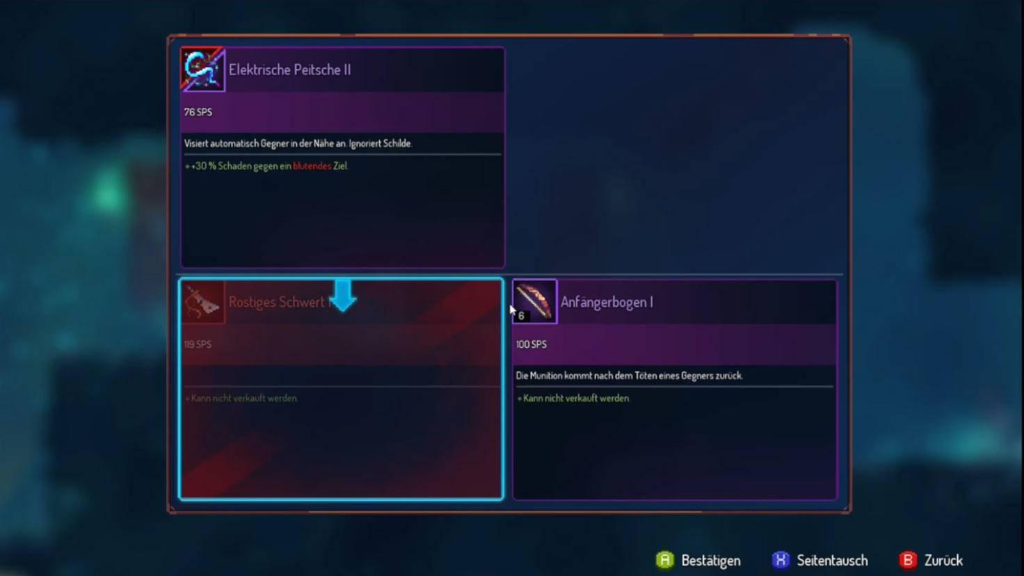 dead cells playthrough screenshot 03