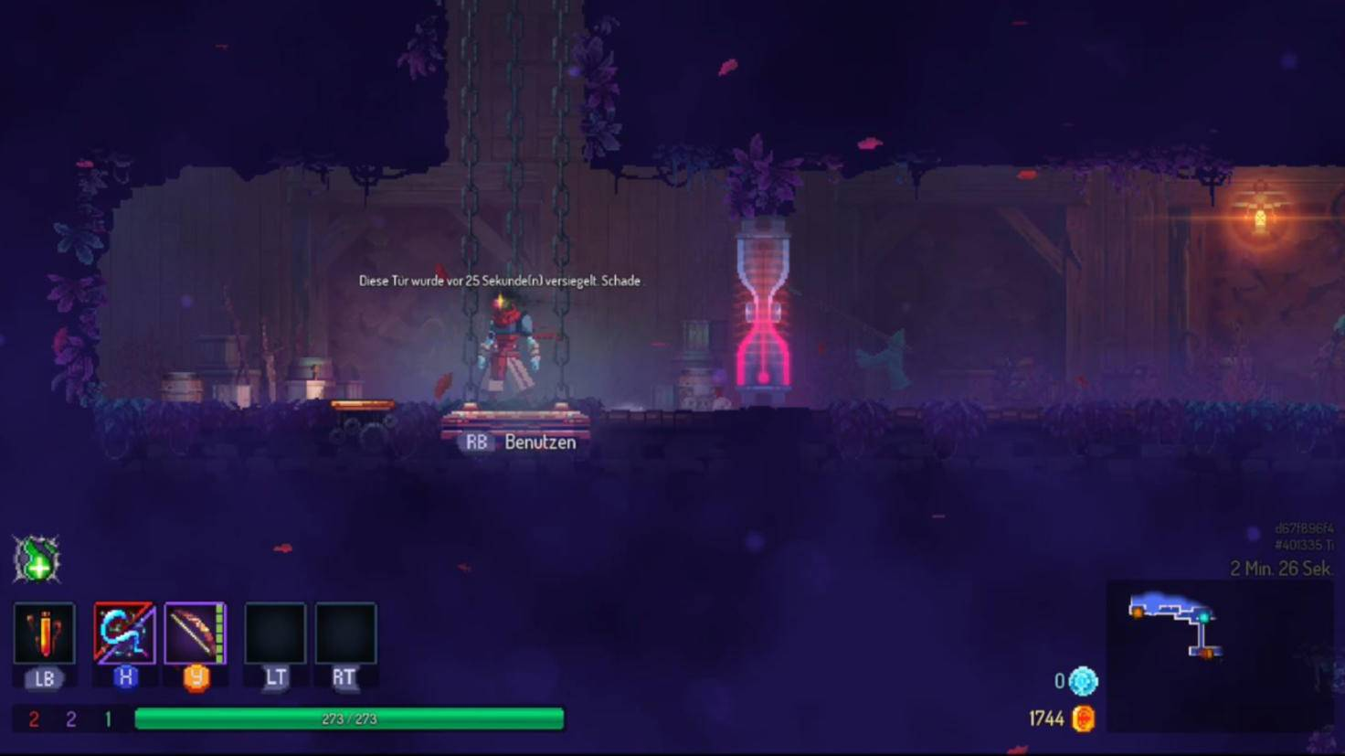 dead cells playthrough screenshot 07