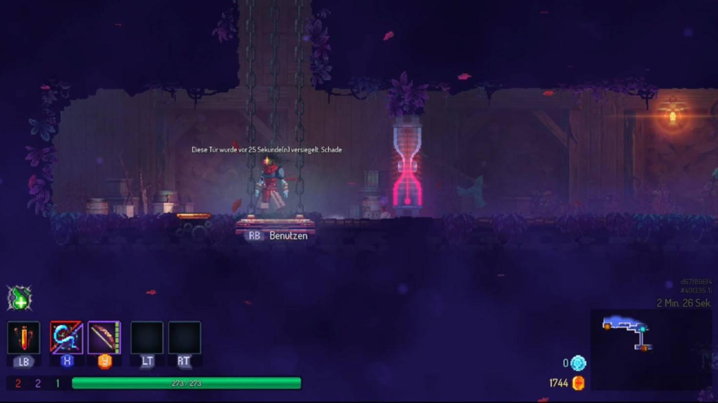 dead cells playthrough screenshot 07