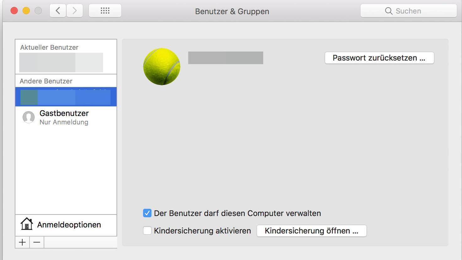 mac-benutzer