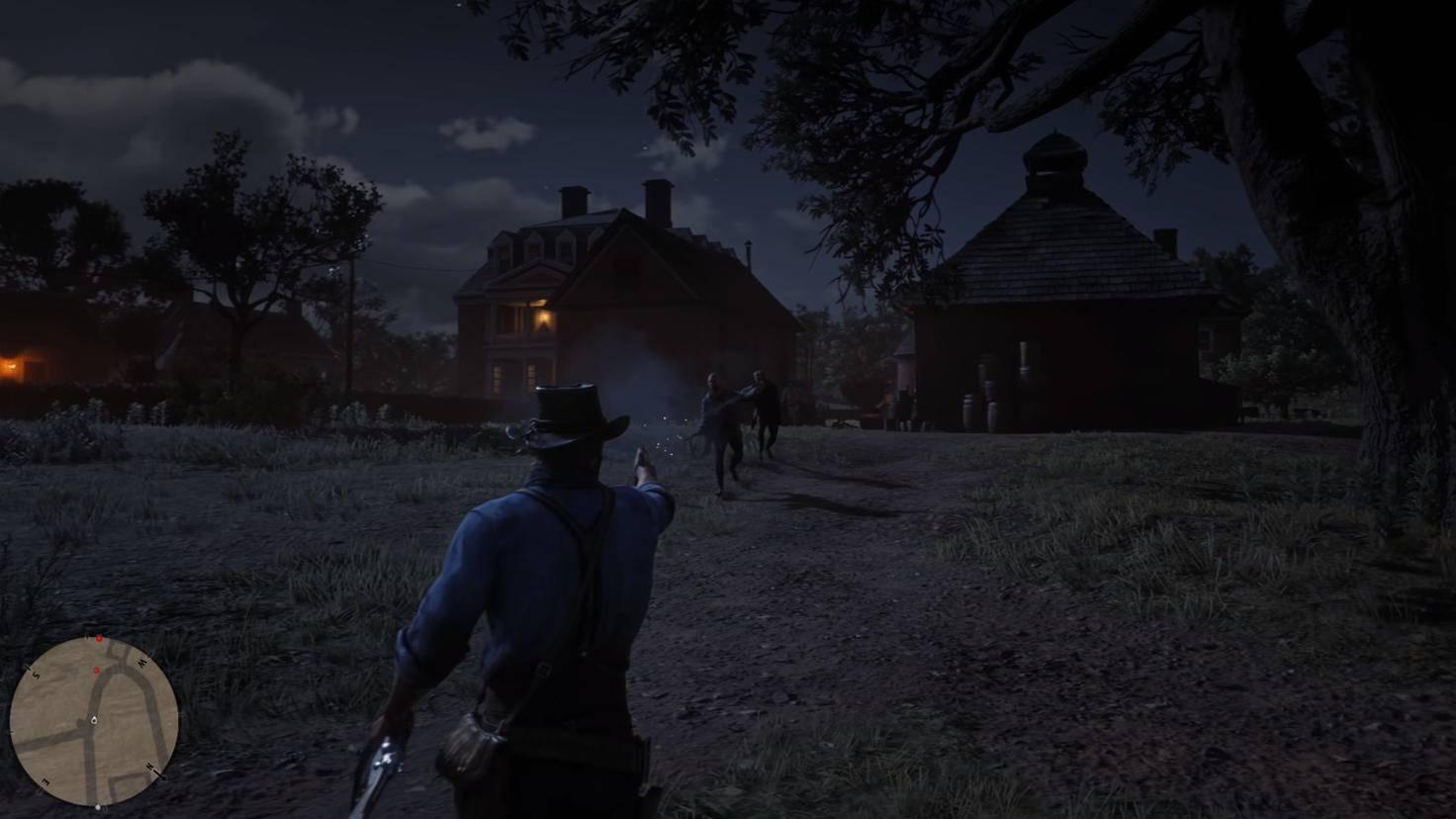 """Die Animationen in """"Red Dead Redemption 2"""" beziehen die Physik mit ein und sehen deshalb realistischer aus."""