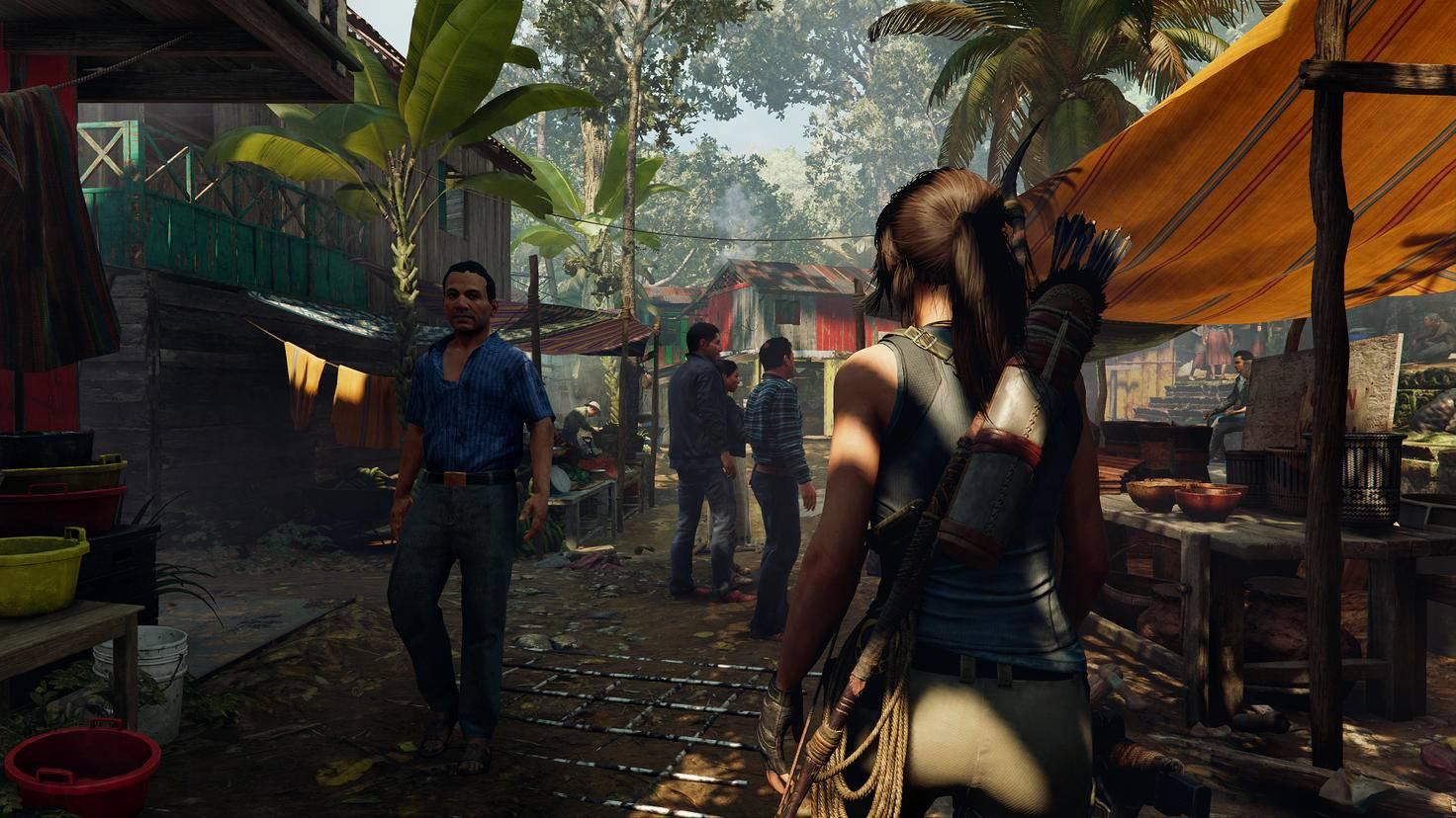 """Shadow of the Tomb Raider""-Screenshot"