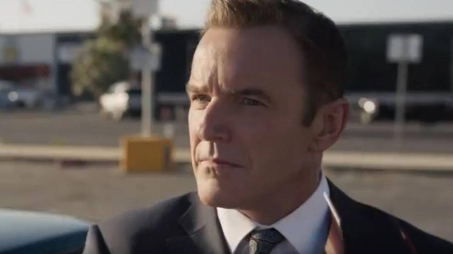 Agent Coulson in Captain Marvel