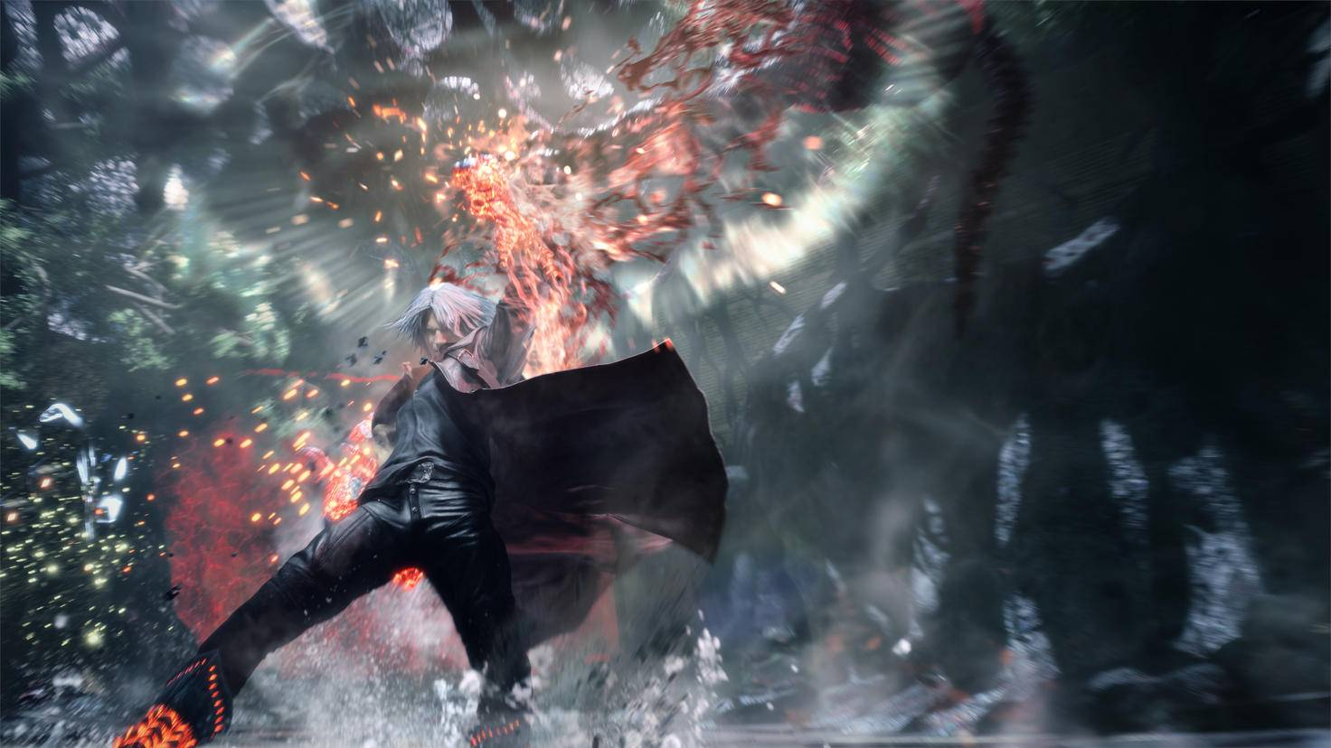 """Devil May Cry 5""-Screenshot"