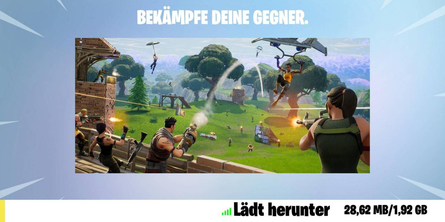 Fortnite-Download