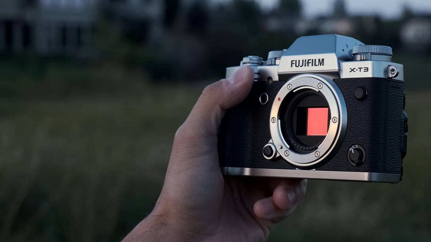Fujifilm-X-T3