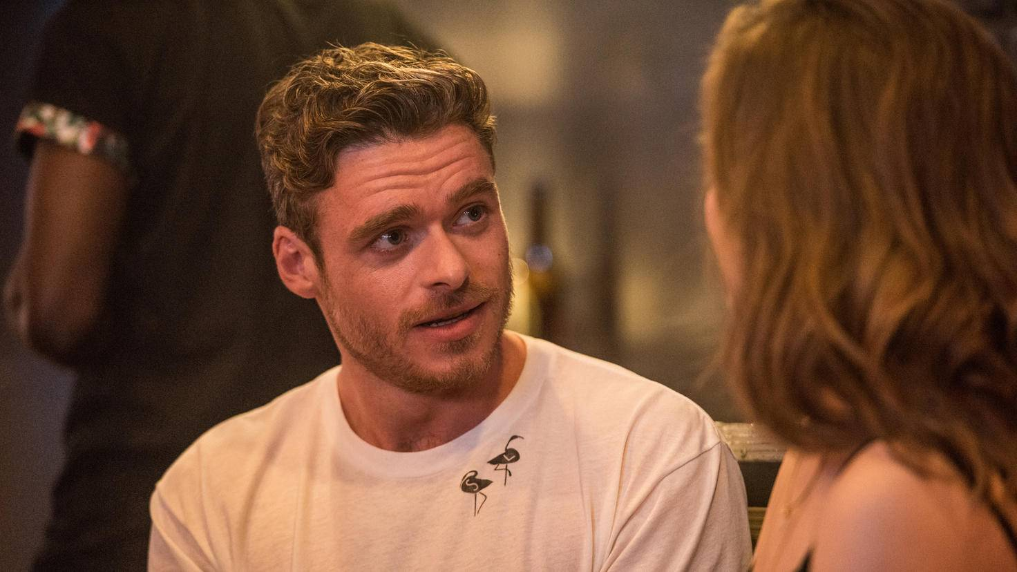 Richard Madden Ibiza