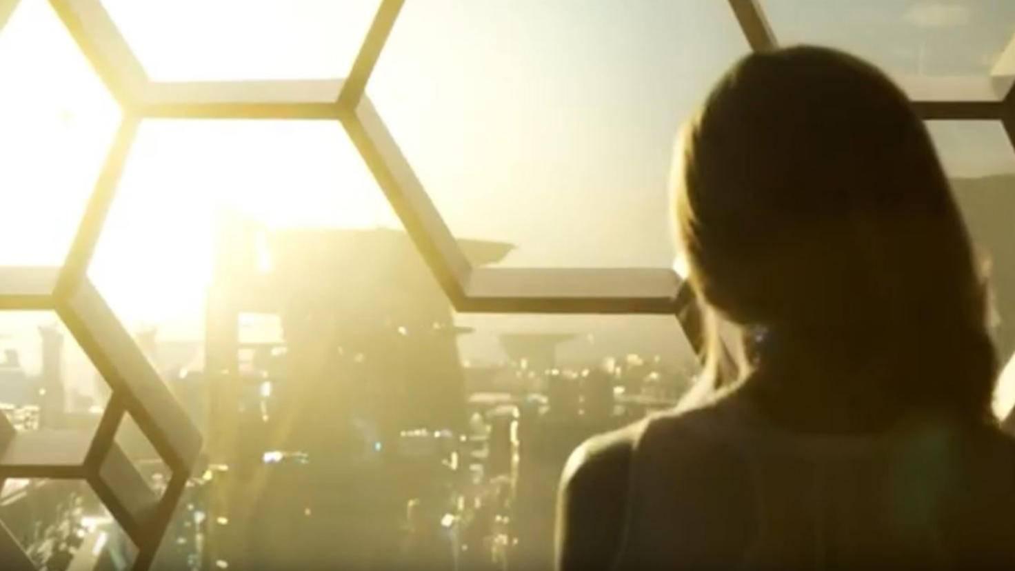 Kree-Heimatplanet Hala in Captain Marvel