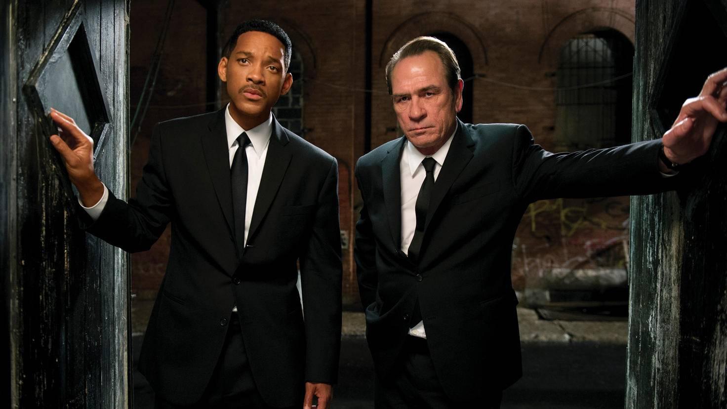 Men in black 3 will smith tommy lee jones