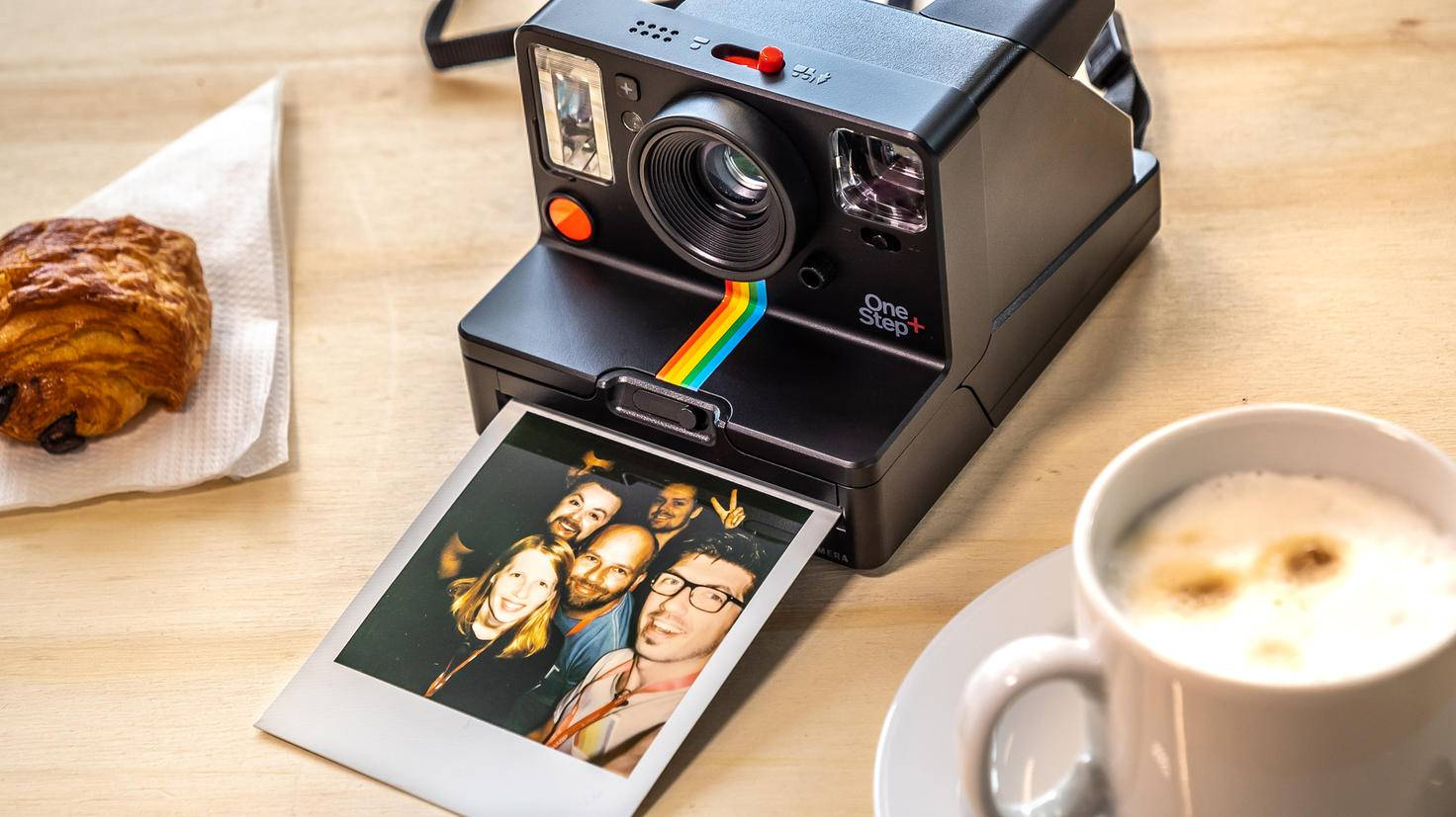 Polaroid OneStep+ 5