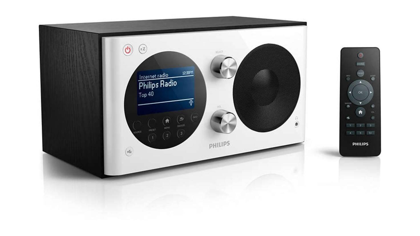 Philips-Internetradio-DAB-Plus